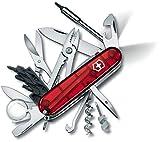 Victorinox Cybertool Lite, color Rojo...