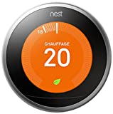 Nest Learning Thermostat 3rd gen. -...