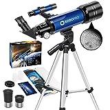 Telescopio para niños Principiantes,...