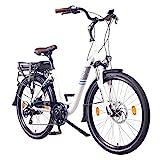 NCM Munich Bicicleta eléctrica Urbana,...