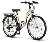 Stella Bicicleta para Mujer, 26 Pulgadas...