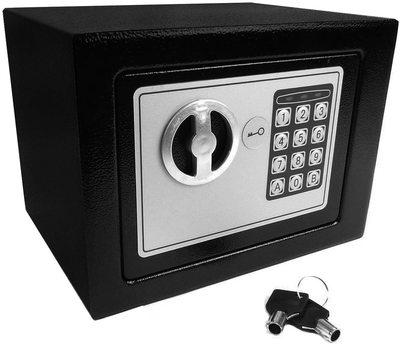 Caja fuerte de seguridad electrónica