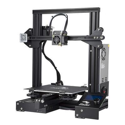 Comgrow Creality Ender 3 Impresora 3D Aluminum DIY