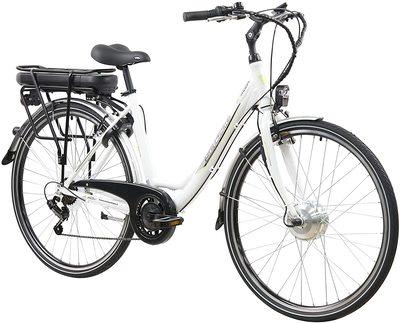 E-moon bicicleta electrica de paseo