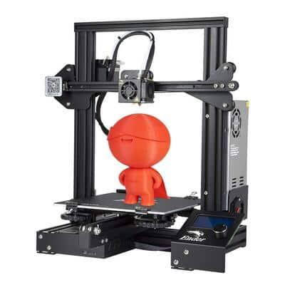 Impresora 3D económica DIY Creality Ender-3