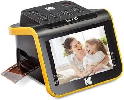 Escáner de negativos Slide N SCAN Kodak