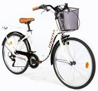 Bicicleta de paseo moma
