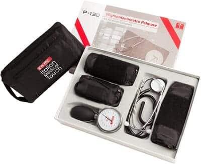 PALM P130 tensiometro manual y estetoscopio