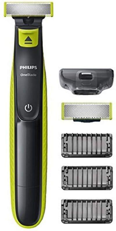 Recortador de barba, perfila y afeita Philips QP2520