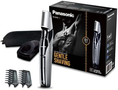Recortadora de Barba de Precisión Panasonic ER-GK60-S503