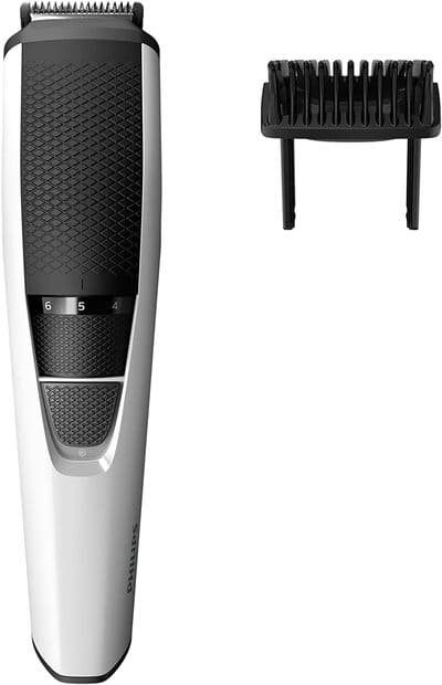 Recortadora de barba de viaje Philips BT3206
