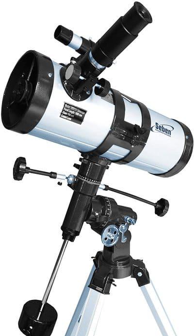 Telescopio Reflector Profesional Seben 1000-114 EQ3