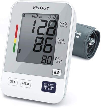 Tensiómetro de brazo digital HYLOGY