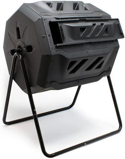 Compostera de tambor giratorio WilTec