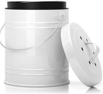 Cubo para compost COOLER de 5 litros