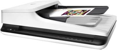 Escaner HP ScanJet Pro 2500 f1