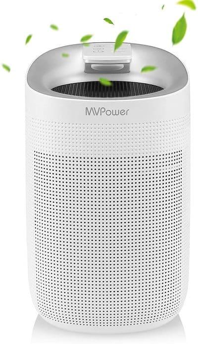 MVPower 2 en 1 Deshumidificador y Purificador de Aire