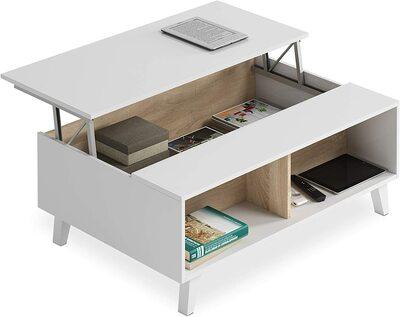 Mesa de centro elevable para comedor Habitdesign