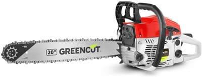 Motosierra a gasolina Greencut GS620X