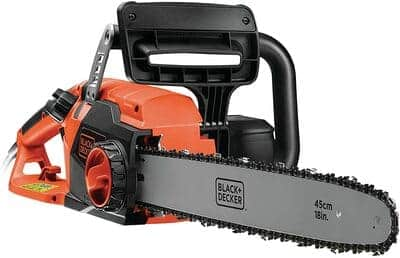 Motosierra electrica BLACK & DECKER CS2245-QS