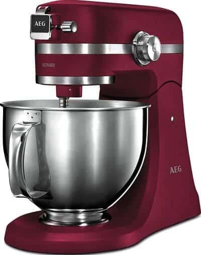 Robot de cocina con bol batidora AEG KM5520