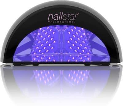Secadora de uñas con lámpara LED NailStar NS-02B