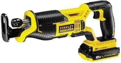 Serrucho de sable Stanley fatmax FMC675D2-QW