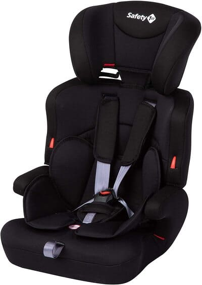 Silla de coche grupo 1 2 3 Safety 1st Ever Safe Plus