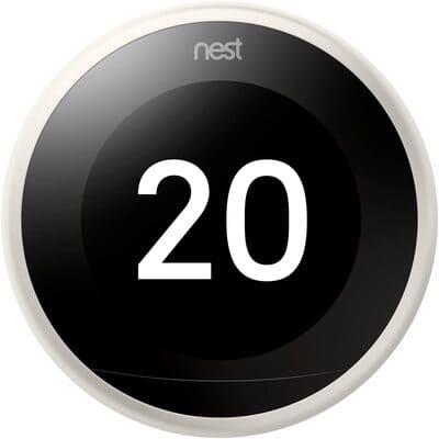 Termostato WiFi Inteligente Nest Learning 3A