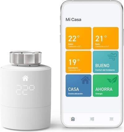 Termostato inteligente WiFi Tado V3P-SK