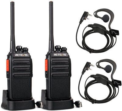 Walkie Talkie Retevis RT24 Professional PMR446 Radio Bidireccional