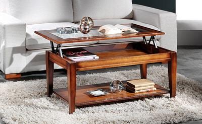 mejores mesas de centro elevables