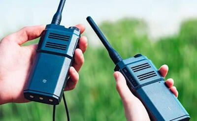 mejores walkie talkie