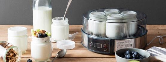 Las mejores yogurteras de 2021: Guía comparativa