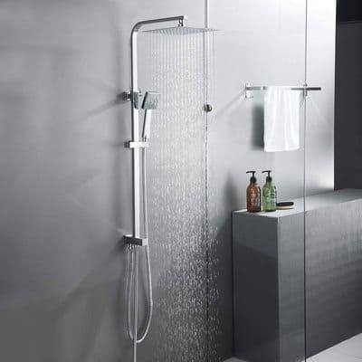 Bonade columna de ducha sin grifo