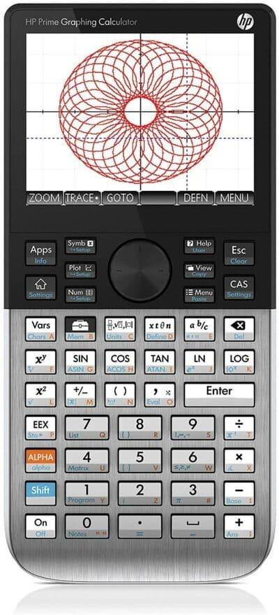 Calculadora gráfica HP Prime G2
