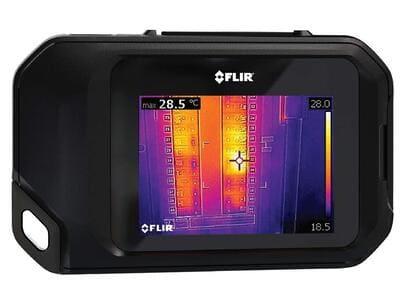 Cámara termográfica FLIR C3