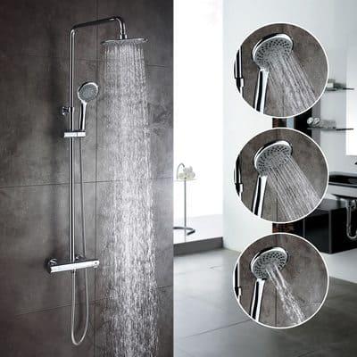 Columna de ducha Termostática Homelody 38 grados
