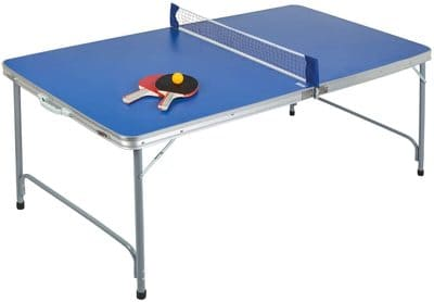 Mesa de ping pong plegable Idena Compact