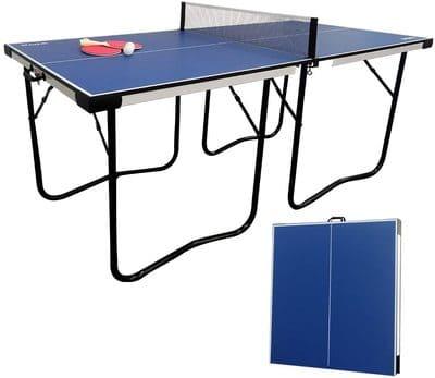 Mesa de ping pong plegable de AIPINQI
