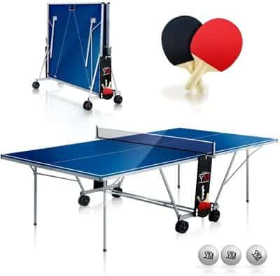Mesa plegable interior de ping pong YM DRAGO