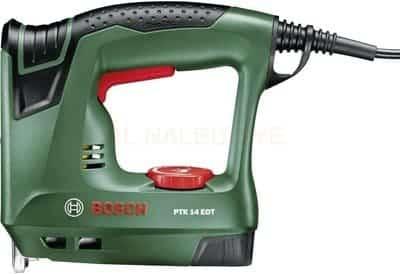Pistola de clavos Bosch PTK 14 EDT Grapadora eléctrica