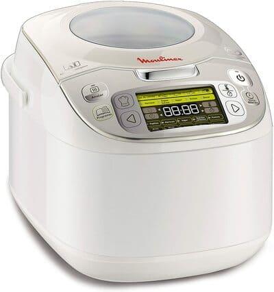 Robot de cocina Moulinex MaxiChef Advance MK812121