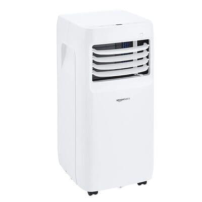 Aire acondicionado portátil con deshumidificador AmazonBasics
