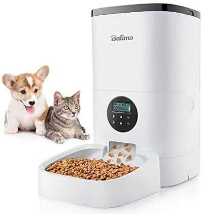 Comedero automático Balimo Smart Pet Feeder