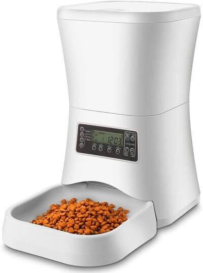 Sailnovo dispensador automático de comida