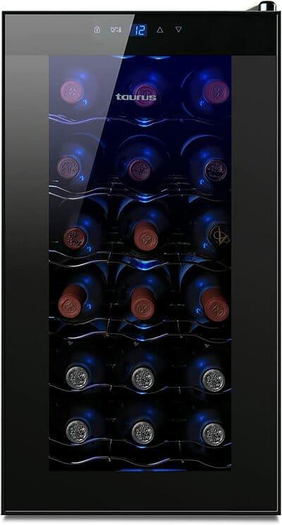 Vinoteca Taurus para 18 botellas PTWC-18