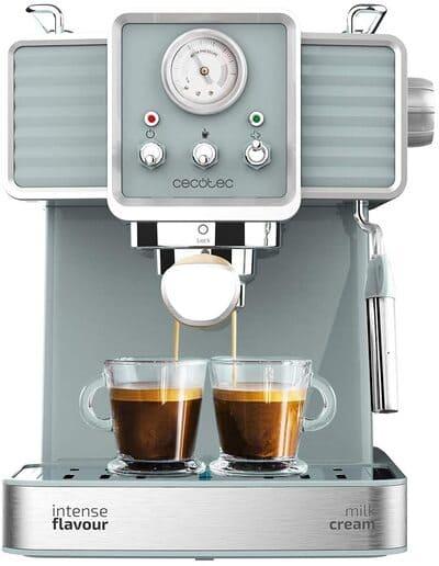 Cafetera Cecotec Power Espresso para espressos y cappuccinos