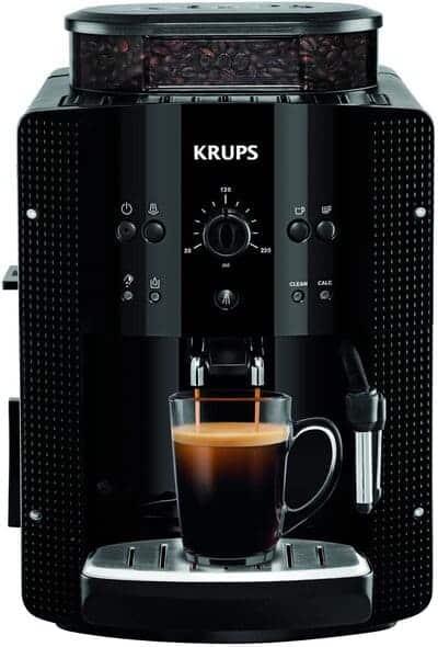 Cafetera Express Krups EA8108 Roma