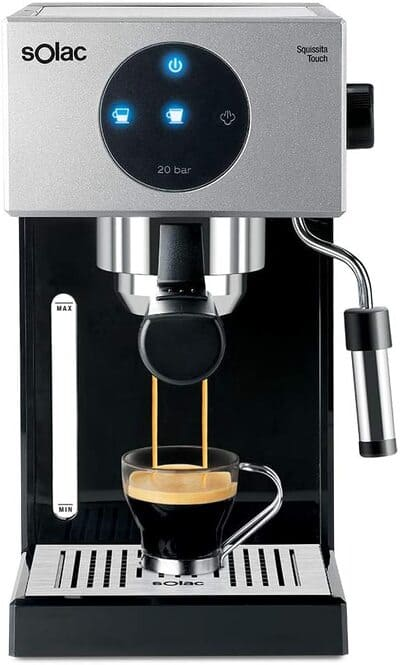 Cafetera Express Solac Squissita Touch CE4552